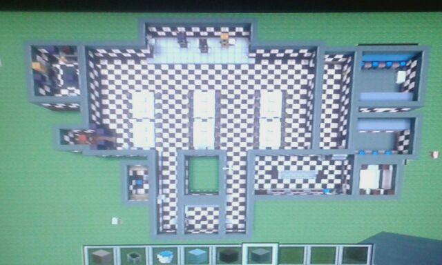 My randomness minecraft fnaf map wattpad
