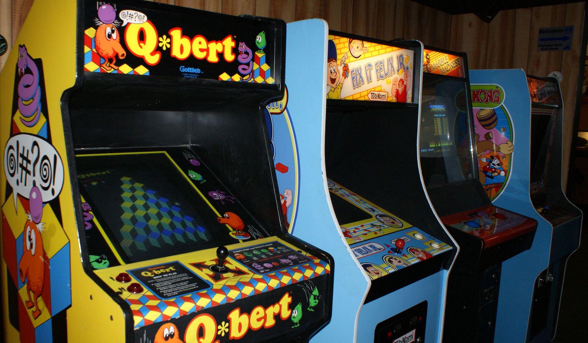 Spielautomaten Arcade