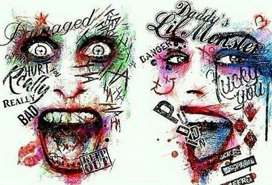 Frases Sarcasticas Del Joker Y Harley Quinn Frases Sarcasticas 1