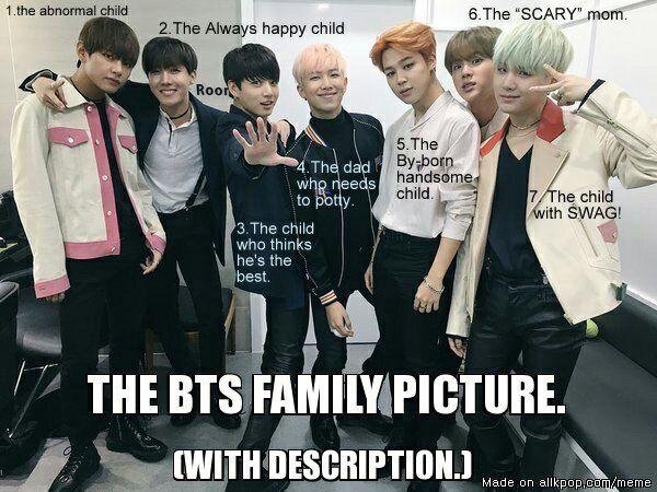 Funny Meme Kpop Bts And Exo : Memes :: bts family description wattpad