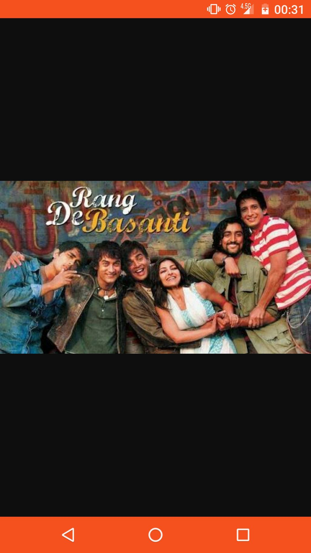 Hindistanın ünlü Filmleri Rang De Basanti Onu Sarıya Boya Wattpad
