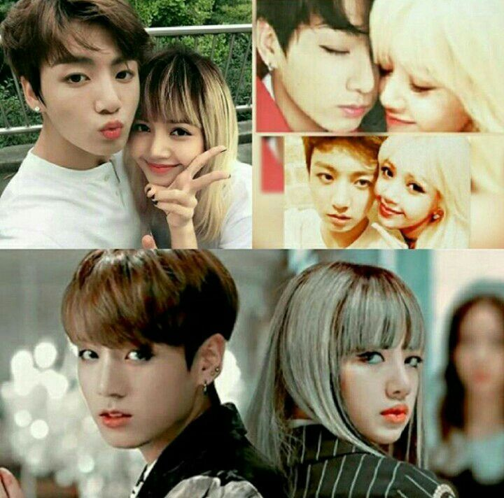 Friends Both Find Their Love One Blackpink Bts 4 Hanging Out