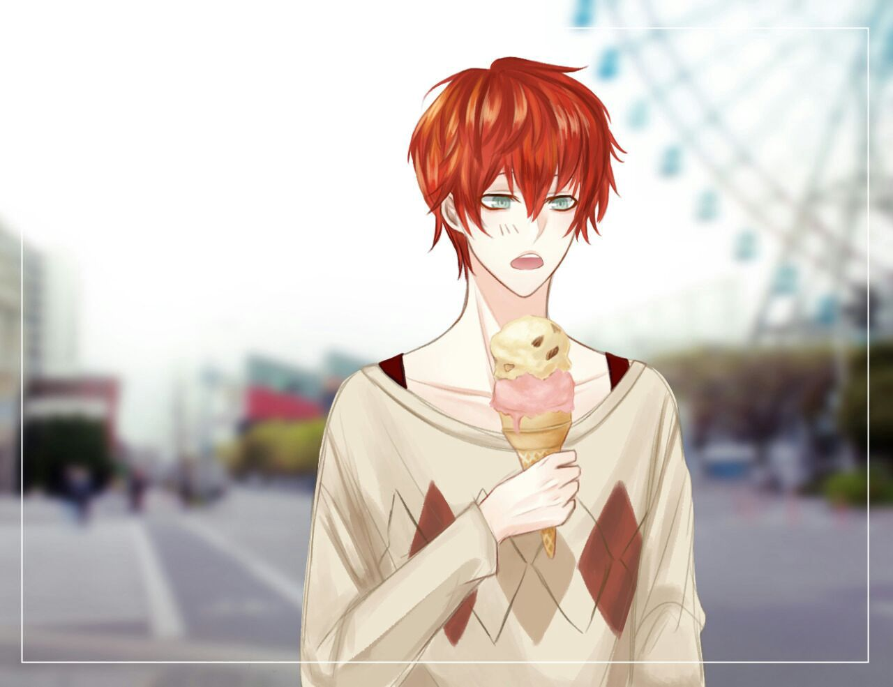 Yandere Saeran X Reader I Want You 9 You Need To Calm