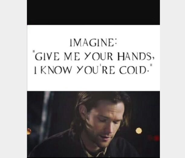 Supernatural Imagines and Stories - Hypothermia - Wattpad