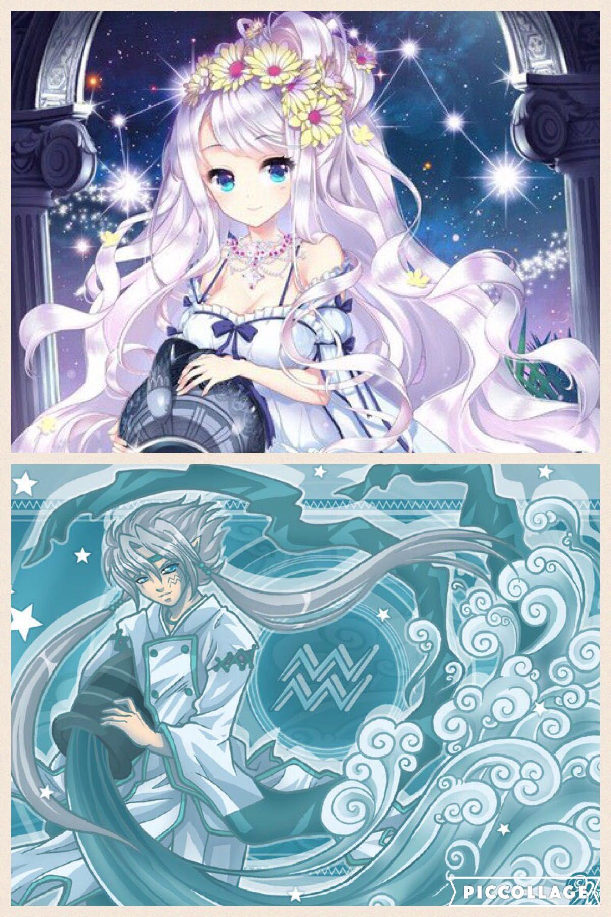It's A Zodiac Life - Anime Zodiac- Aquarius - Wattpad  Anime Aquarius