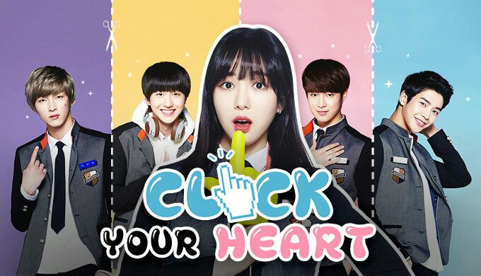 Sf9 Profile - Click Your Heart Web Drama - Wattpad-4348