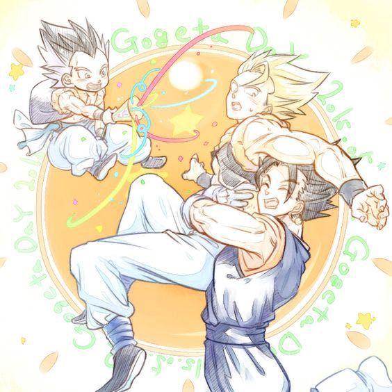 Aba2017 Action Bulma Chichi Fanfiction Gogeta Gotenks Ki Romance Saga Songohan Songoku Vegeta Vegetto