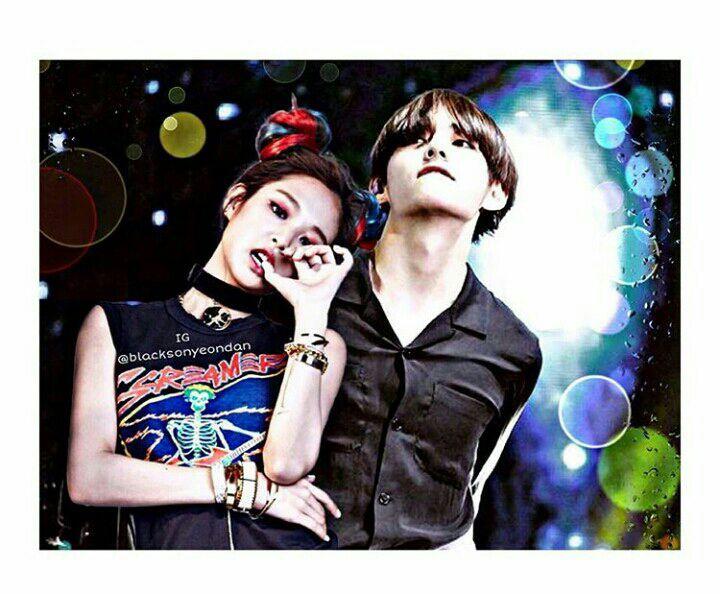 Friends Both Find Their Love One Blackpink Bts 14 Taejen