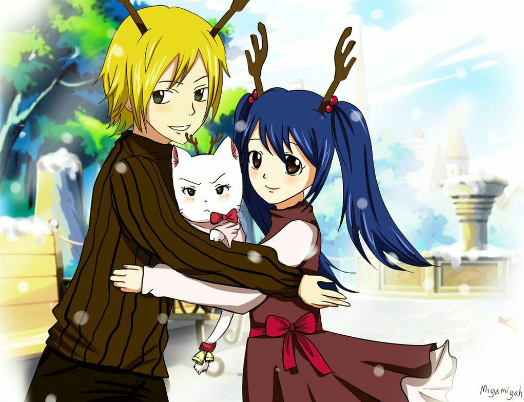 fairy tail worst ships w   pictures - eve x wendy