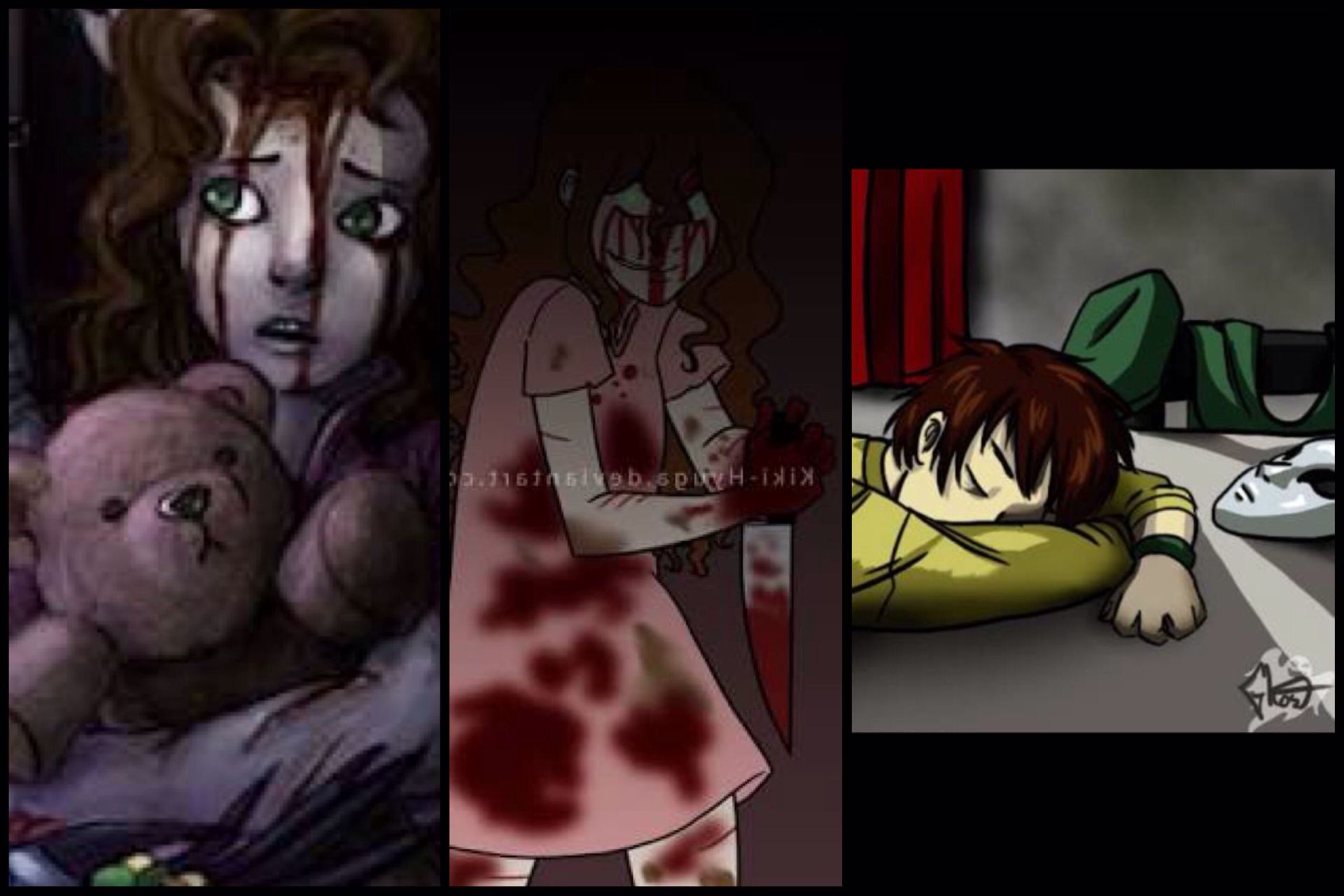 Dearest Friend... (Creepypasta Sally Williams) - Playing ... | 1920 x 1280 jpeg 169kB