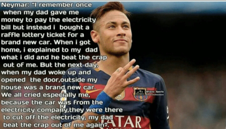 Neymar Jr Quotes Neymar Quotes ✞  Electricity Bill  Wattpad