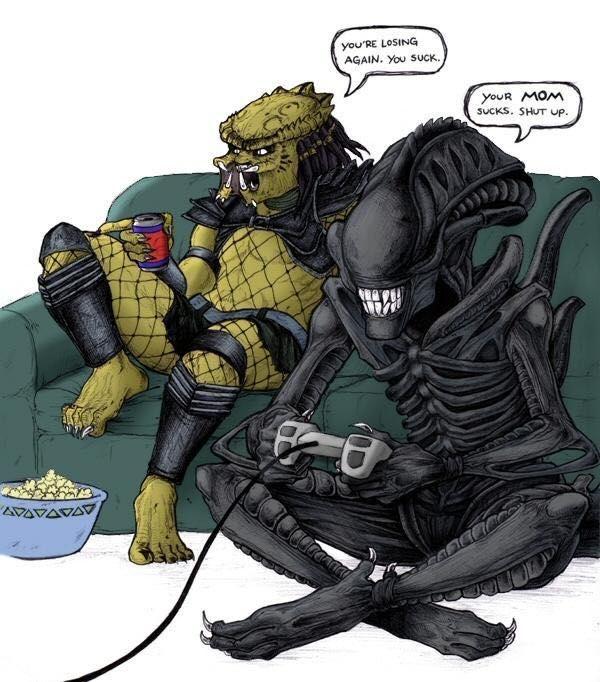 Alien Vs. Predator Lemons