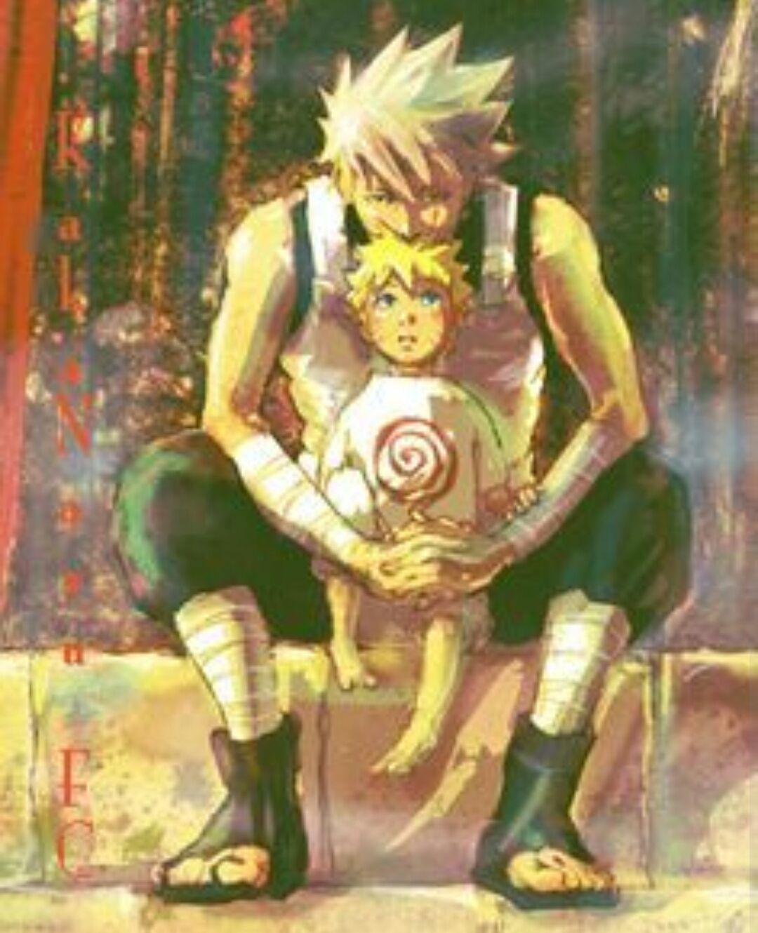 Fox Boy Naruto Fanfiction Chapter 3 New Apartment