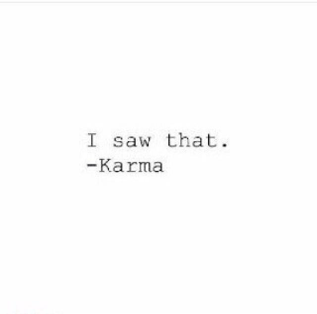 untaian kata karma wattpad