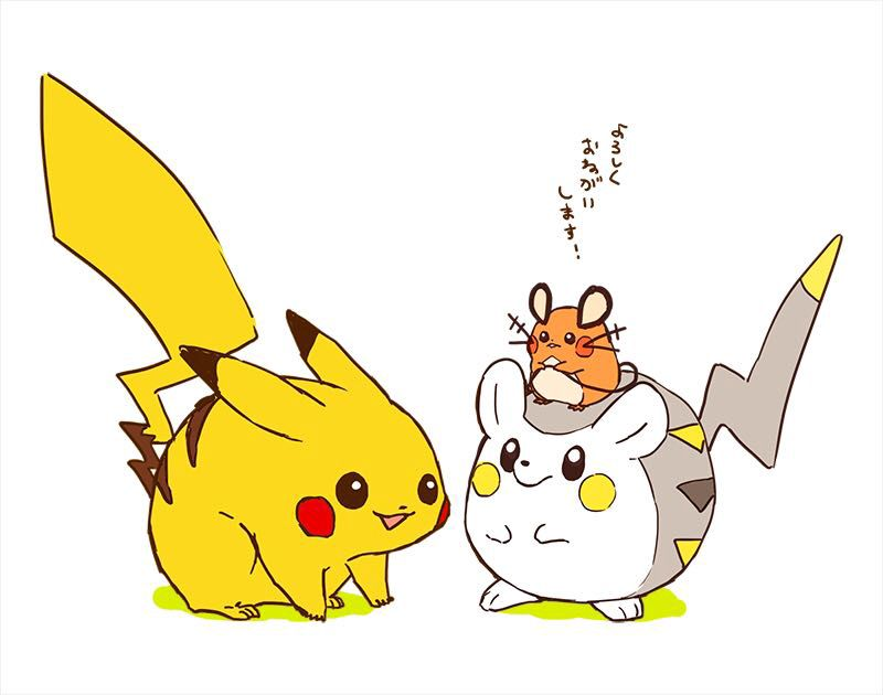 pikachu and buneary episode