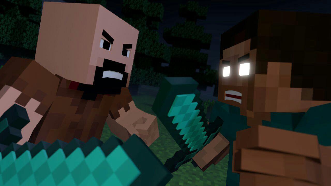 Cancelletto Minecraft : Minecraft 2 episodio 30 uno piu cattivo di me wattpad
