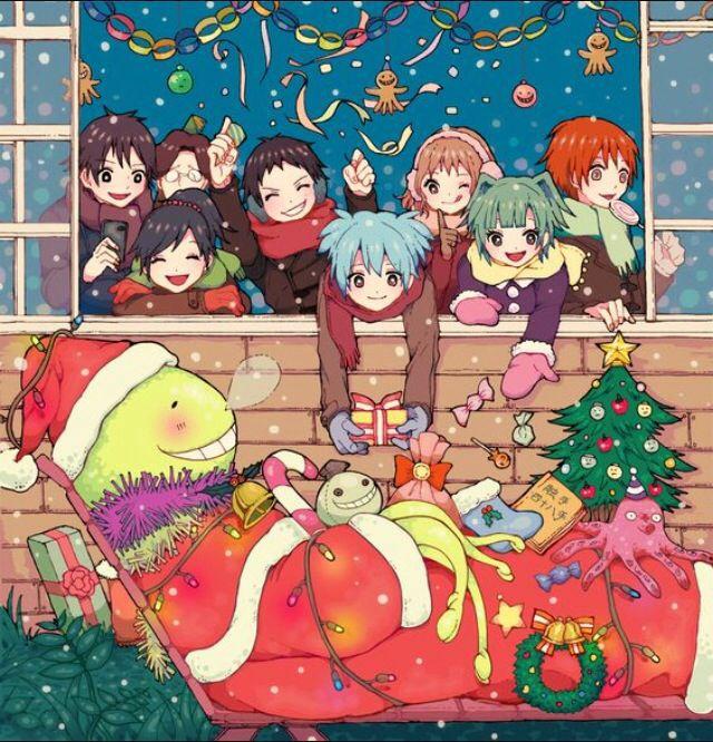 Karma x reader x Nagisa lemon - Happy Holidays! - Wattpad