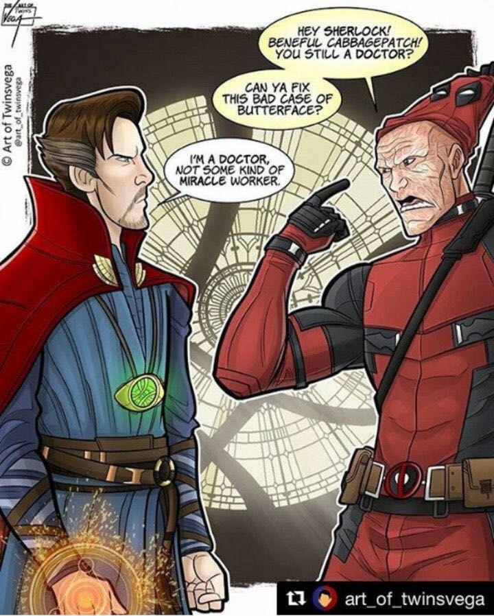 Doctor Strange Imagines - (#29) Doctor Stephen Strange - Wattpad