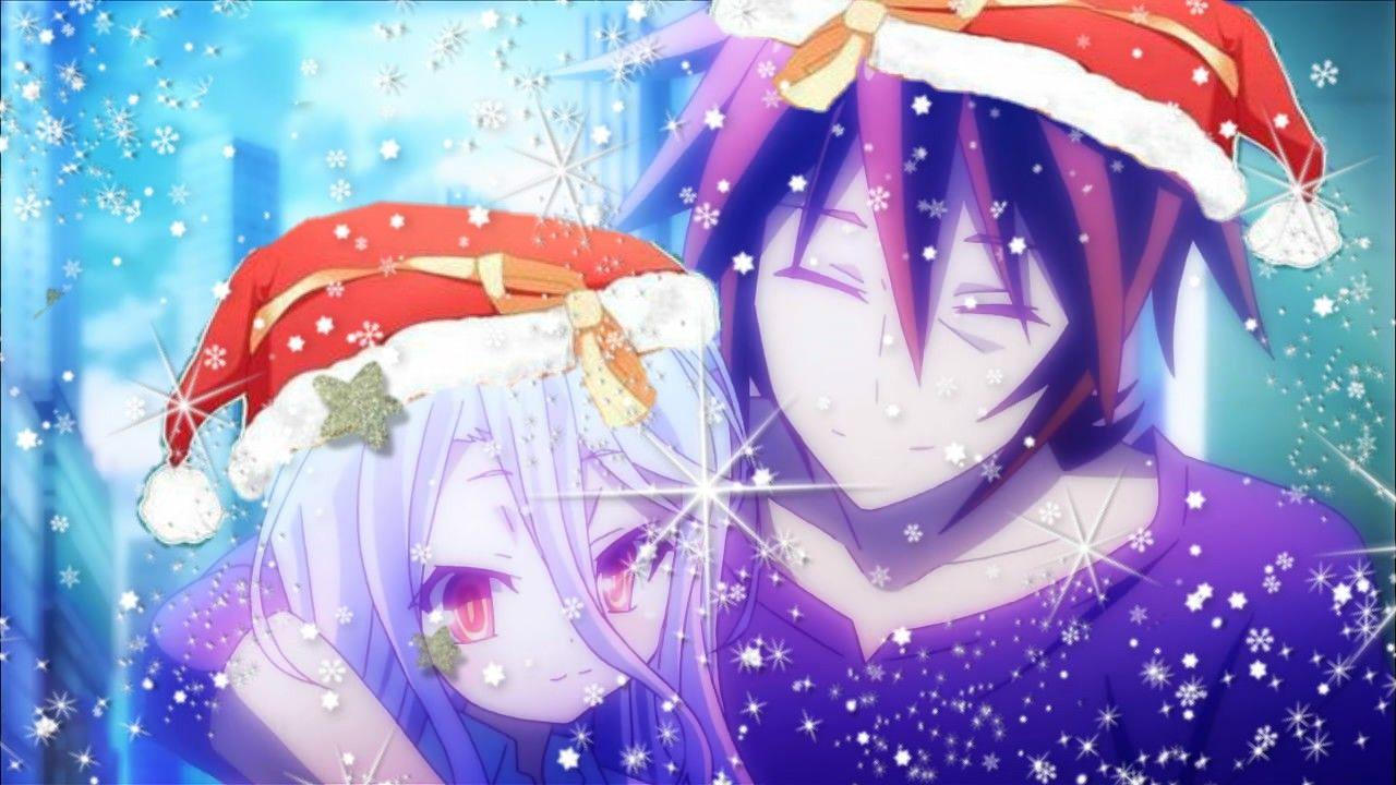 No Game no Life (SoraxShiro) - Sora und Shiro retten Weihnachten ...