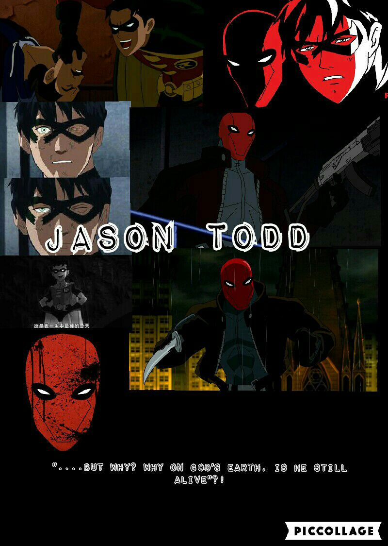 Young Justice + Batfamily Imagines And Preferences - My Hero ~ Red