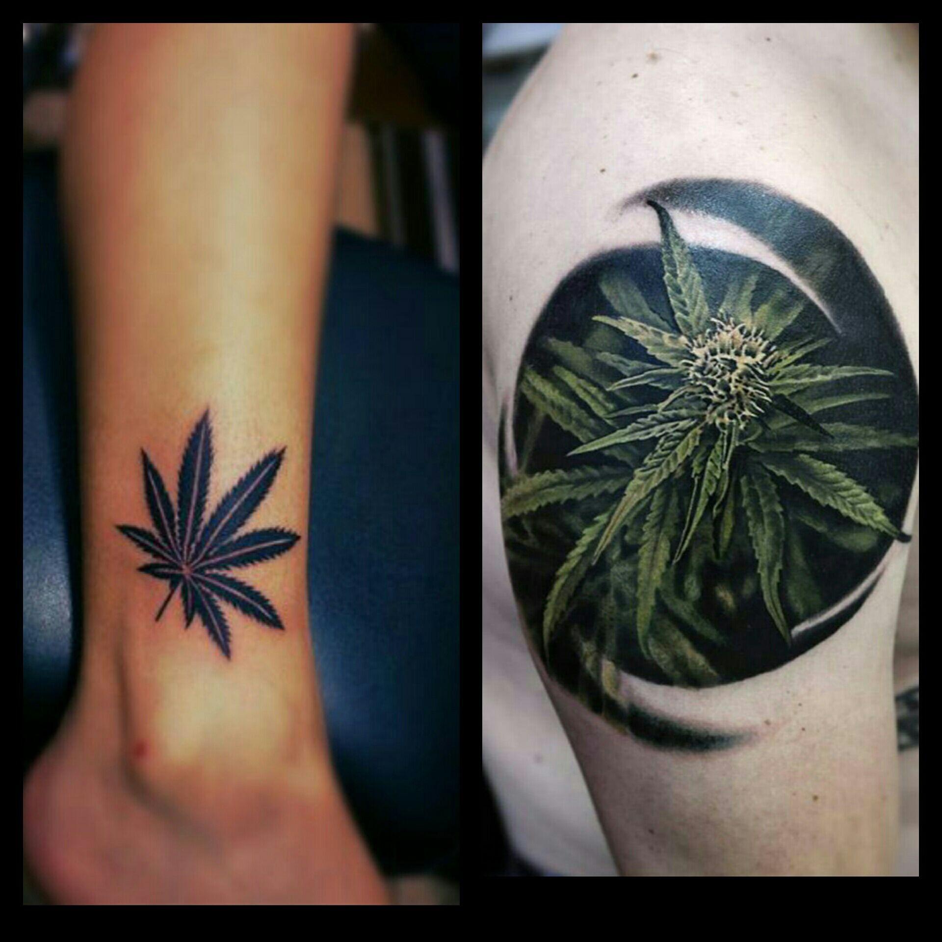 Significations De Tatouages Symboles Cannabis Wattpad