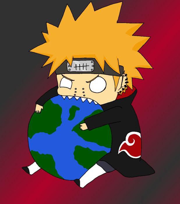 Naruto Naruto Shippuden X Reader Oneshots Nagato What Is
