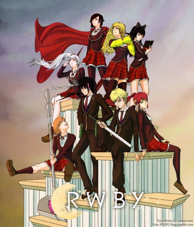 Rwby Fanfiction God Oc