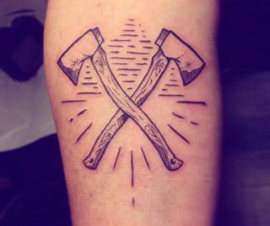 Significations De Tatouages Symboles Hache Wattpad
