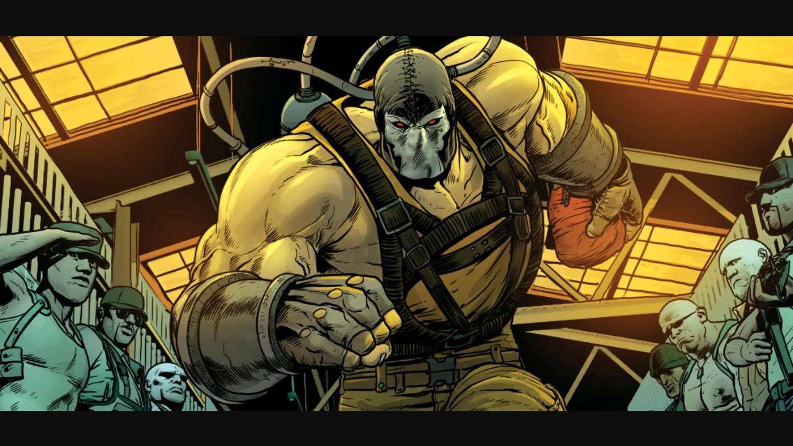 DC Universe: X - Bane - Wattpad