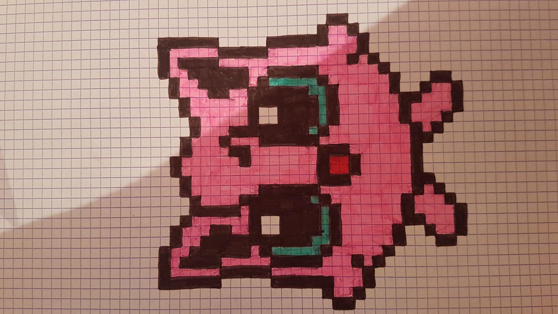 Mes Dessins Pixel 4 Wattpad