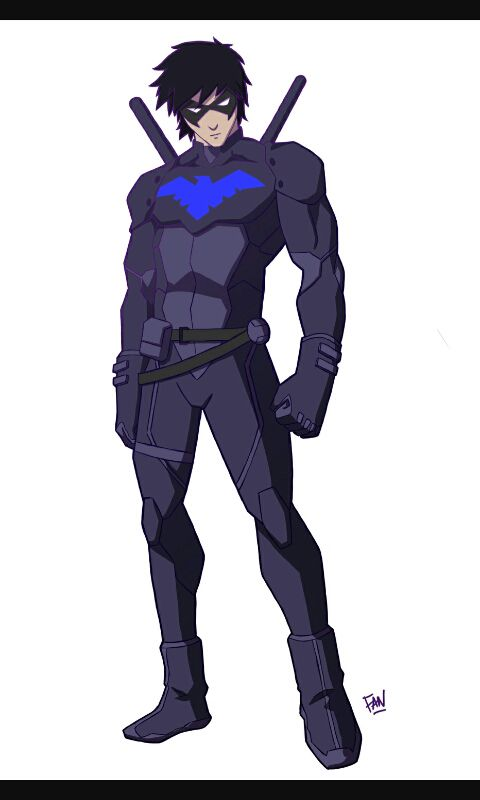 Young Justice x Readers (Mainly) - Nightwing x Hero!Reader - Wattpad