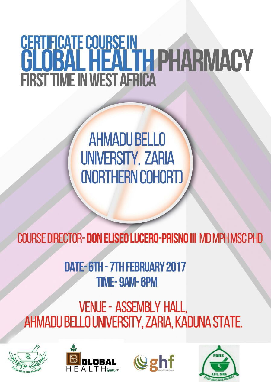 Chronicle Of Global Health Pharmacy Course Wattpad