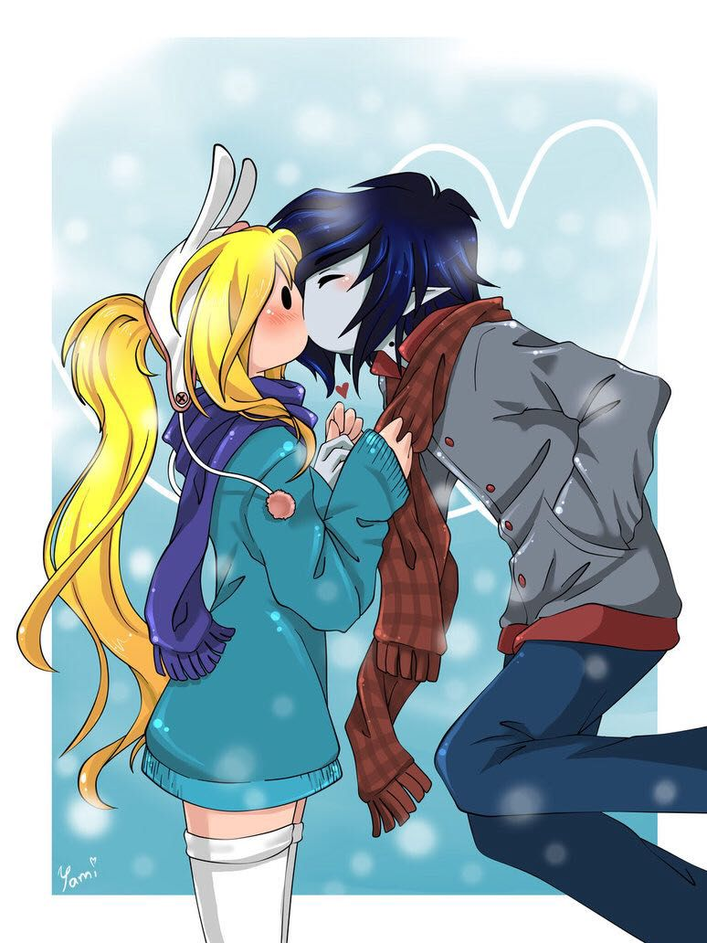 Amazing World Of Gumass accidentally in love {fiolee} [adventure time] - chapter