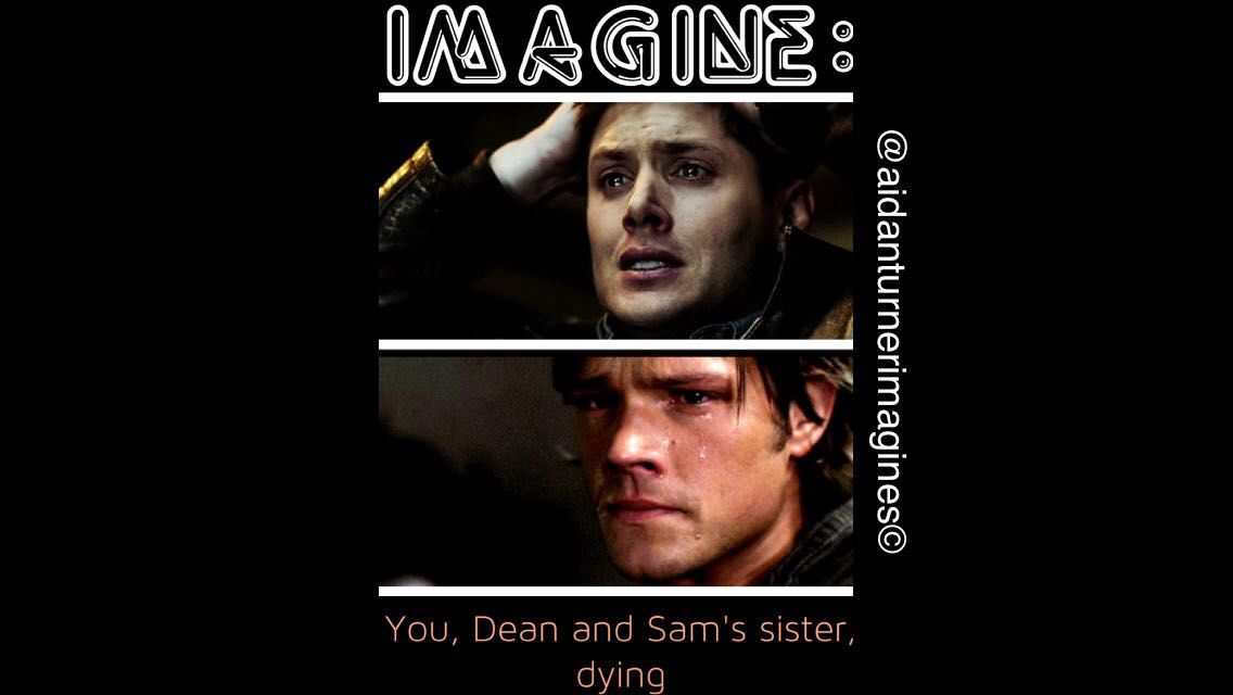 Jared Padalecki Imagines - IMAGINE: You, Dean and Sam's