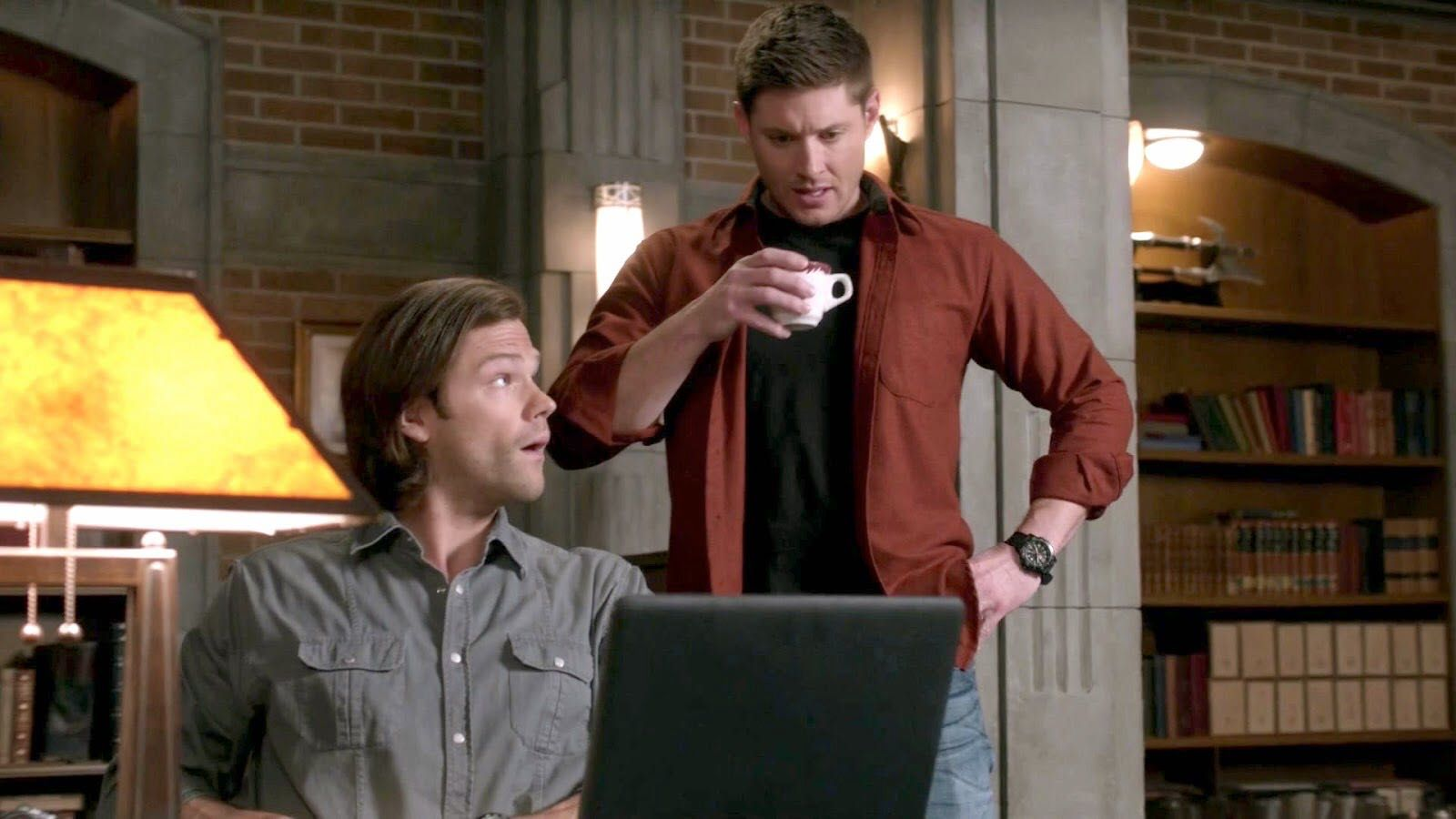 Reader Imagines - Sam and Dean Winchester x Sister Reader