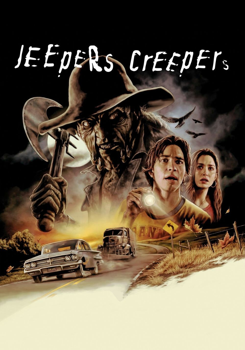 He Can Love Too Jeepers Creepers X M Creeper Reader 3 The Chase Pt 1 Wattpad