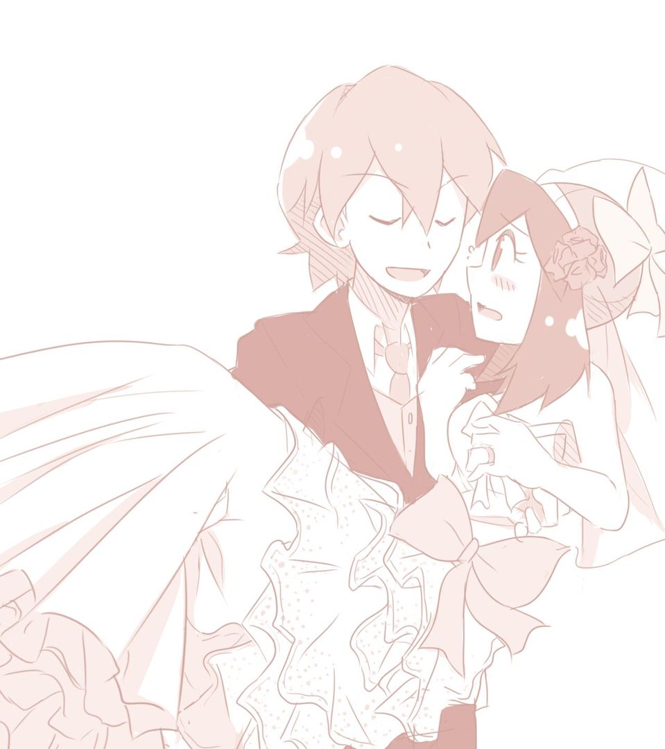 Pokemon: Ash & May's Wedding Chapter 1, a ... - FanFiction