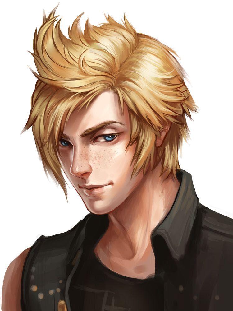Final Fantasy XV x Reader| Oneshots - Prompto x Reader |Thank You