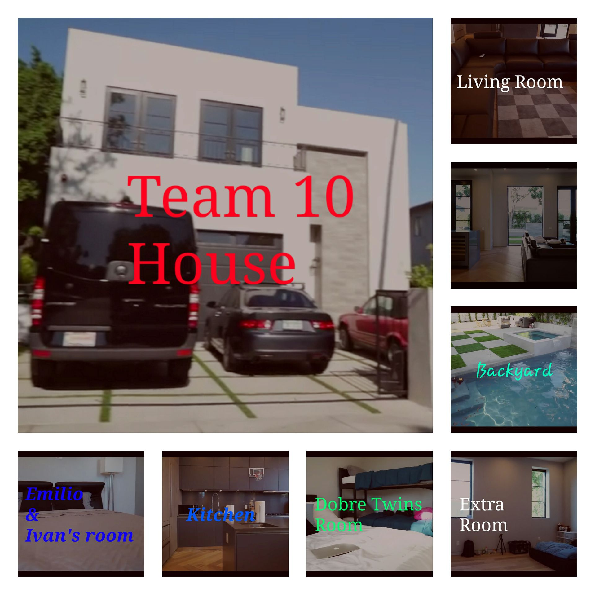 Life As The Dobre Twins Sister Back At The Team 10 House Wattpad