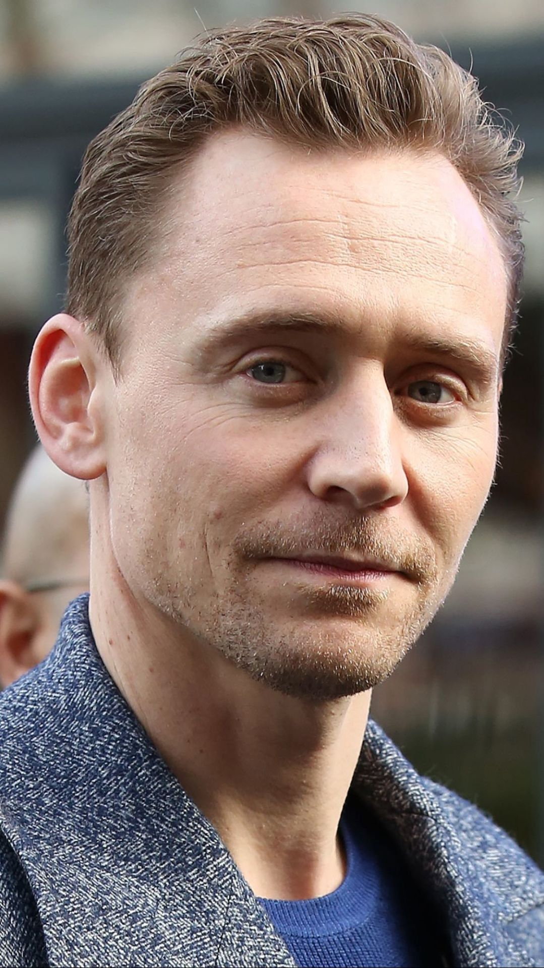 Tom Hiddleston Finally Learned How to Grow a Beard | GQ