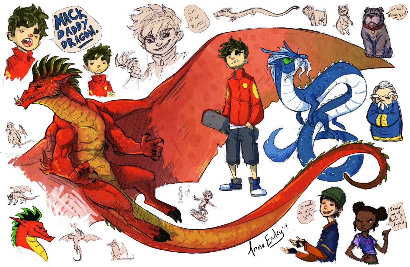 American Dragon Staffel 3