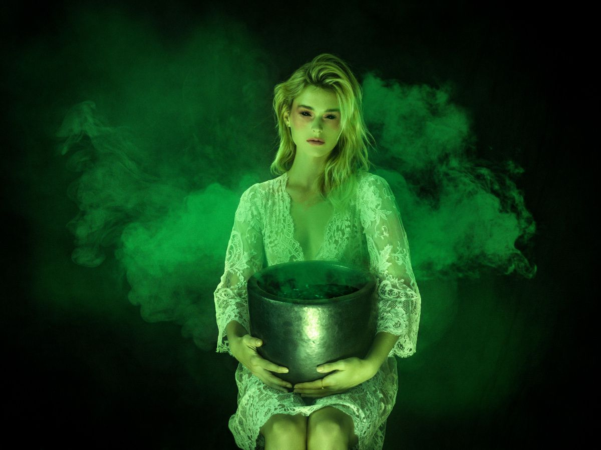 Book of spells [Currently Editing] - Become a witch: Chapter