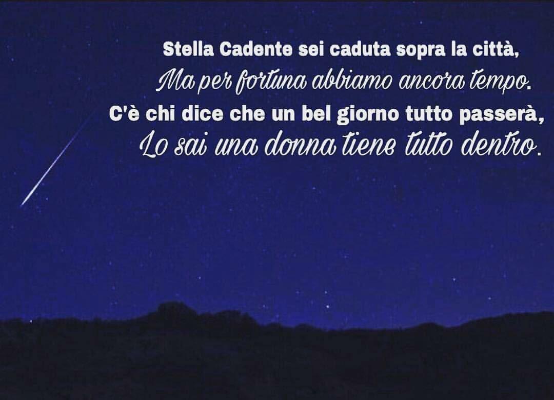 Foto Di Una Stella Cadente.Stella Cadente In Revisione Capitolo 12 Wattpad