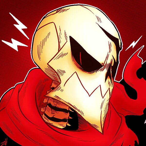 UnderTale Oneshots (FINISHED) - UnderFell Papyrus x First Kiss