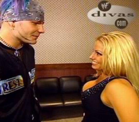 Jeff Hardy x Trish Stratus - A week later - Wattpad Trish Stratus And Jeff Hardy Fanfiction