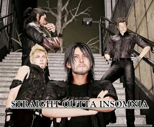 FFXV Oneshots [COMPLETED] - The Older!Chocobros When    - Wattpad