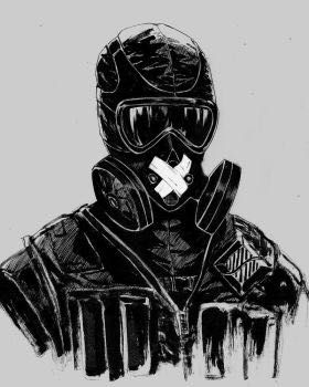 rainbow six siege iq fanfiction