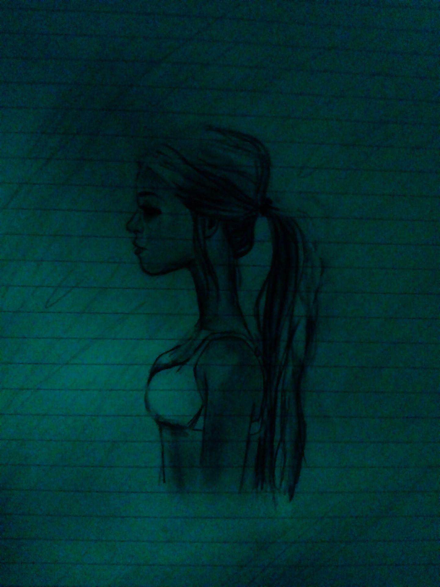 Drawings Evolution Ragazze Tumblr Wattpad