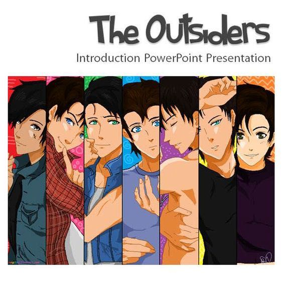 The Outsiders Imagines and Preferences - OMG!!!! - Wattpad