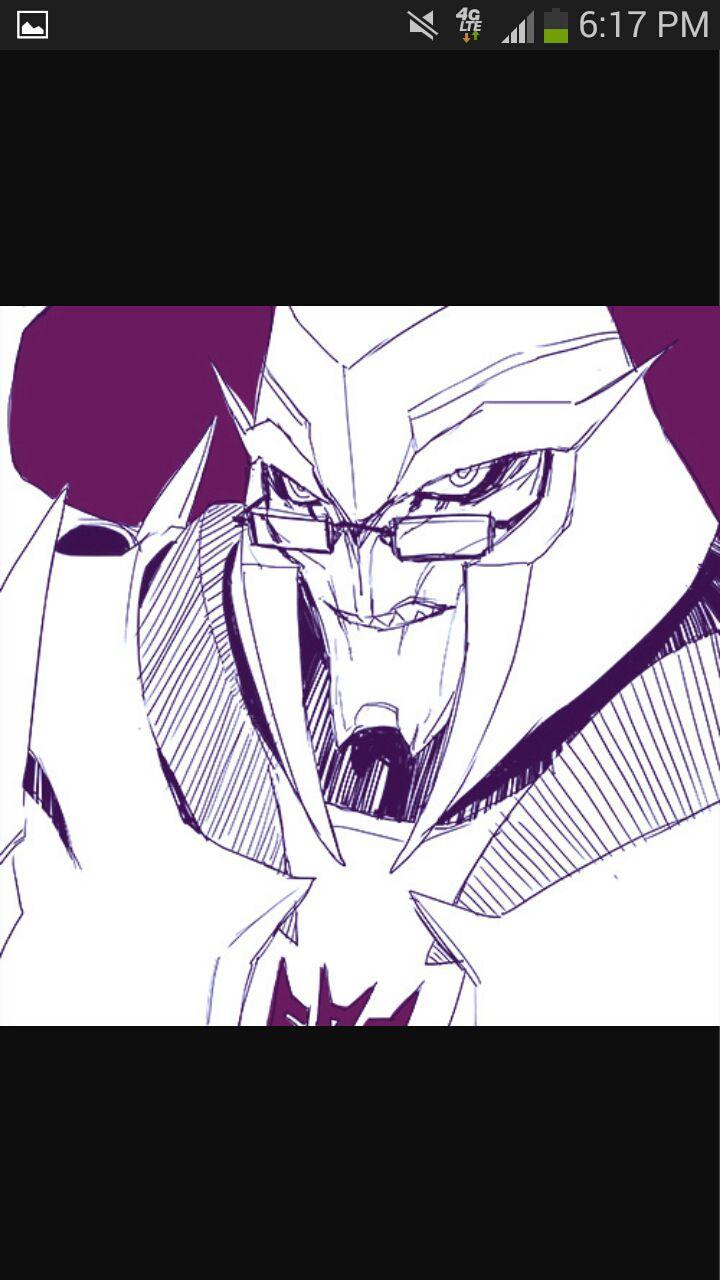 Transformers X Reader - Megatron x mute!reader - Wattpad